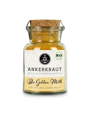 BIO Golden Milk Gewürz