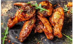 Chicken Wings im Backofen