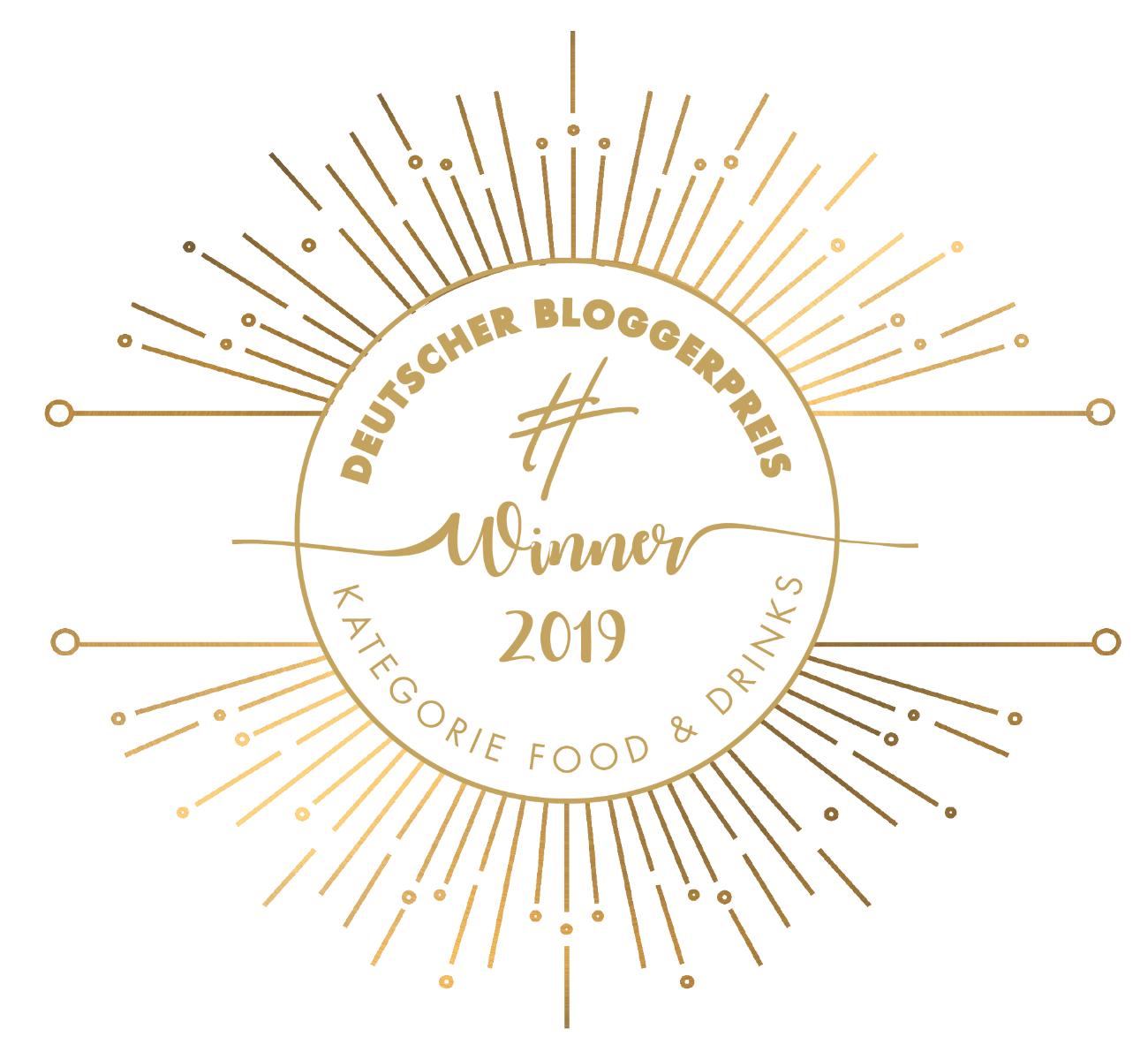Deutscher Bloggerpreis Winner 2019