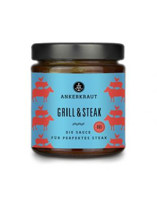 Grill & Steak Sauce #Saucenliebe