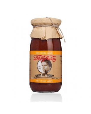 Dirty Harry 'Hot Curry Sauce', 250 ml
