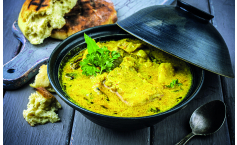 Bengalisches Fischcurry